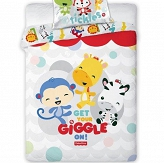 Pościel Fisher Price (02) 100x135